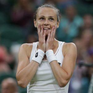 Прямая трансляция Магдалена Рыбарикова - Алёна Остапенко. Теннис. WTA Premier Пекин.