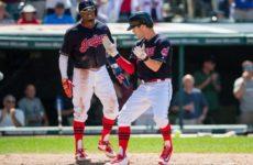 Прямая трансляция бейсбольного поединка Кливленд Индианс — Чикаго Вайт Сокс. МЛБ.