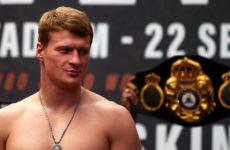 Команда Энтони Джошуа считает Александра Поветкина боксером высокого уровня
