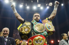 Александр Усик и Денис Лебедев должны договориться о бое до 3-4 октября