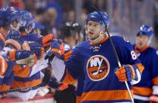 Прямая трансляция хоккейного поединка Айлендерс — Нью-Джерси. Предсезонка НХЛ.