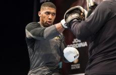 Энтони Джошуа: «Фьюри — давно уже не лучший боксер элитного дивизиона»