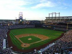 Прямая трансляция Колорадо Рокис - Вашингтон Нэшналс. Бейсбол. МЛБ.