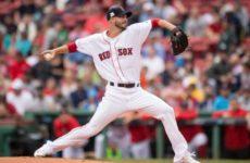 Прямая трансляция бейсбольного поединка Бостон Ред Сокс — Нью-Йорк Метс. МЛБ.