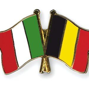Прямая трансляция волейбольного поединка Италия — Бельгия
