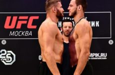 Результат боя Никита Крылов — Ян Блахович на UFC FIght Night 136 Moscow