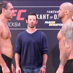 Тиаго Алвес рассчитывает на честный бой с Алексеем Кунченко