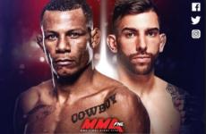 Видео боя Алекс Оливейра — Карло Педерсоли UFC Fight Night 137