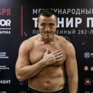 Результаты взвешивания Дениса Лебедева и Хизни Алтункая