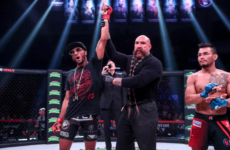 Результаты турнира Bellator 205 в Бойсе