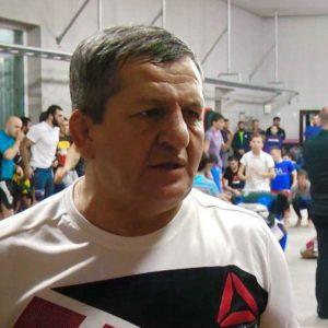 Абдулманап Нурмагомедов прокомментировал нападки Конора МакГрегора