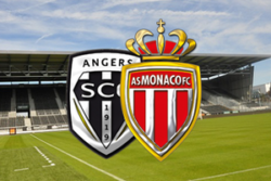 Прямая трансляция Монако - Анже. Футбол. Лига 1.
