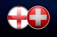Прямая трансляция товарищеского матча Англия — Швейцария