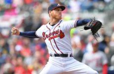 Прямая трансляция бейсбольного поединка Атланта Брейвз — Вашингтон Нешнлз. МЛБ