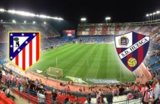 Прямая трансляция Атлетико Мадрид — Уэска. Футбол. Ла Лига.