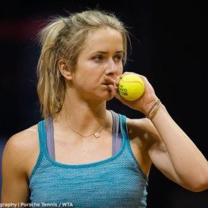 Видео. Теннис. Свитолина сенсационно проиграла сербке Крунич на Premier Mantadory в Пекине.
