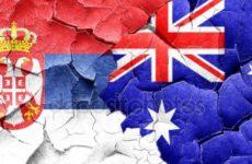 Прямая трансляция волейбольного поединка Сербия — Австралия.