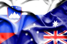 Прямая трансляция Словения — Австралия