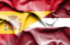 Прямая трансляция баскетбольного поединка Испания — Латвия