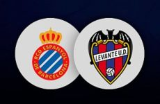 Прямая трансляция футбольного матча Эспаньол — Леванте. Ла Лига.