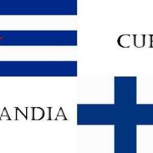 Прямая трансляция волейбольного поединка Финляндия — Куба