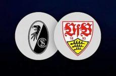 Прямая трансляция футбольного матча Фрайбург — Штутгарт. Бундеслига.