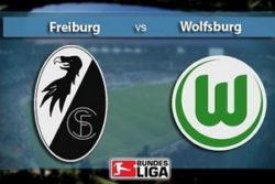 Прямая трансляция Вольфсбург - Фрайбург. Футбол. Бундеслига.