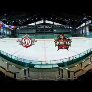 Прямая трансляция хоккейного поединка Куньлунь - Динамо Рига. КХЛ.