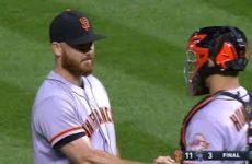 Прямая трансляция бейсбольного матча Сан-Франциско Джаянтс — Колорадо Рокис. МЛБ.