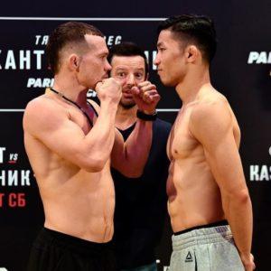 Результат боя Петр Ян - Джин Су Сон на UFC Fight Night 136 Moscow