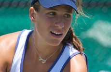 Прямая трансляция Юлия Гёргес — Джоанна Конта. Теннис. WTA Premier Пекин.
