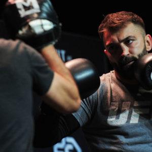 Российские журналисты здорово достали Андрея Орловского перед UFC Fight Night Moscow