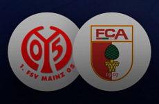 Прямая трансляция футбольного матча Майнц — Аугсбург. Бундеслига.