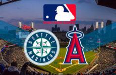 Прямая трансляция бейсбольного поединка Лос-Анджелес Энджелс — Сиетл Маринерс. МЛБ.