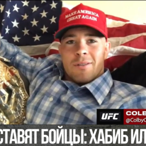 Прогноз бойцов UFC на бой Хабиб Нурмагомедов — Конор Макгрегор UFC 229