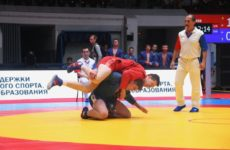 Прямая трансляция международного молодёжного турнира по самбо