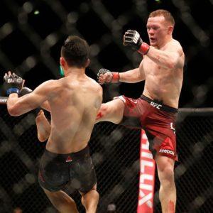 Гонорары участников турнира UFC Fight Night 136 в Москве