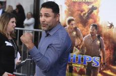 Оскар Де Ла Хойя: «Я хочу, чтобы бойцы MMA зарабатывали достойные деньги»