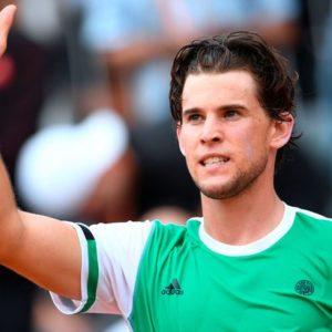 Прямая трансляция Доминик Тим — Роберто Баутиста-Агут. Теннис. ATP International Санкт-Петербург.