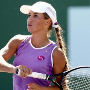 Прямая трансляция Юлия Путинцева - Ван Кян. Теннис. WTA International Гуанчжоу.