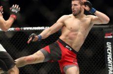 Видео боя Каян Джонсон — Рустам Хабилов UFC Fight Night 136