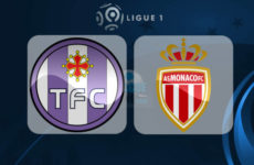 Прямая трансляция футбольного матча Тулуза — Монако. Лига 1.