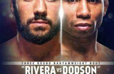 Видео боя Джимми Ривера — Джон Додсон UFC 228
