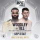 Видео боя Тайрон Вудли — Даррен Тилл UFC 228