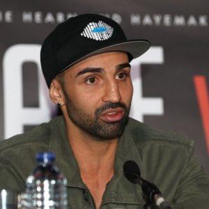 Пол Малиньяджи считает Александра Усика самым ярким боксером 2018 года
