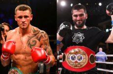 Артур Бетербиев проведет защиту своего титула в бою с Джо Смитом