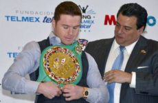 Сулейман о бое Альварес – Филдинг: «WBC полностью поддерживает Сауля в его решении, и мы одобрили этот бой»