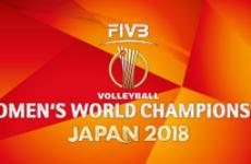 Прямая трансляция Нидерланды (W) — США (W). Волейбол. Чемпионат Мира 2018. 15.10.18