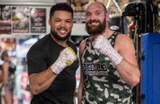 Джо Джойс утверждает, что Тайсон Фьюри самый талантливый боксер которого он встречал
