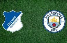 Прямая трансляция Хоффенхайм — Манчестер Сити. Футбол. Лига Чемпионов 18/19